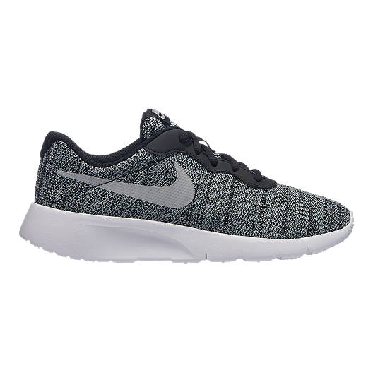b00fad2849b Nike Kids  Tanjun Grade School Shoes - Black Wolf Grey White