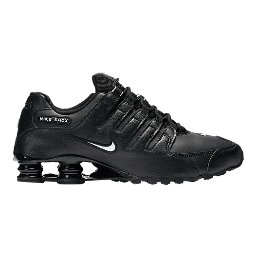 1115662854b12 Nike Men s Shox NZ EU Shoes - Black