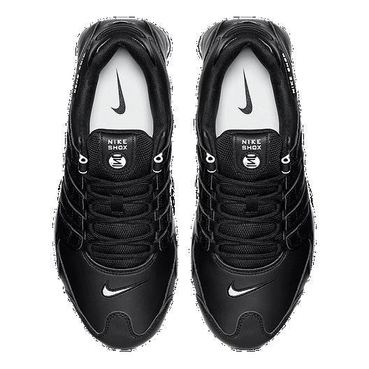 bad7c8c40f2 Nike Men s Shox NZ EU Shoes - Black