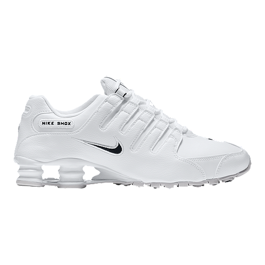 884f1284401 Nike Men s Shox NZ EU Shoes - White