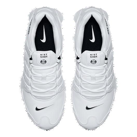 6c90ca491fa7 Nike Men s Shox NZ EU Shoes - White. (0). View Description