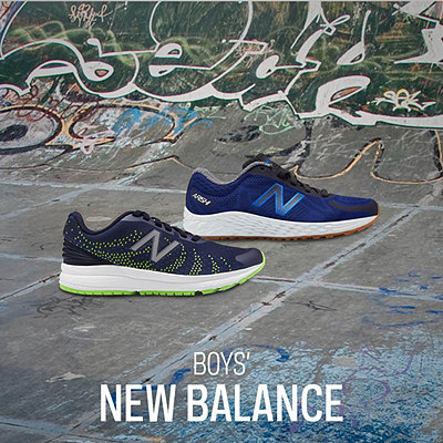 New Balance Boys' Shoes