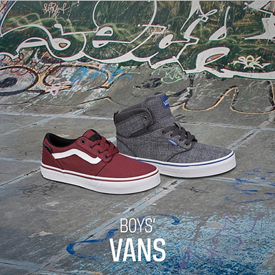 Vans Boys' Shoes