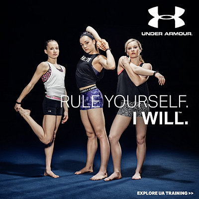 Under Armour Rule Yourself 2.0