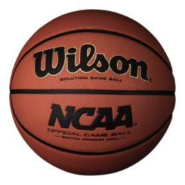 Wilson NCAA Solution Official Game Basketball