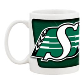 Saskatchewan Roughriders Sublimated Coffee Mug