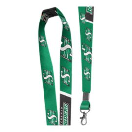 Saskatchewan Roughriders Sublimated Lanyard