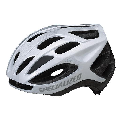 Specialized Sierra Women's Bike Helmet - Silver