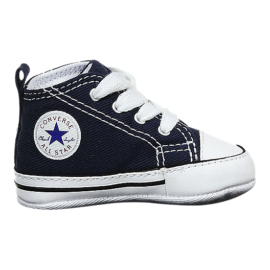 Converse All Star First Baby Navy 88865 Toddler Shoes