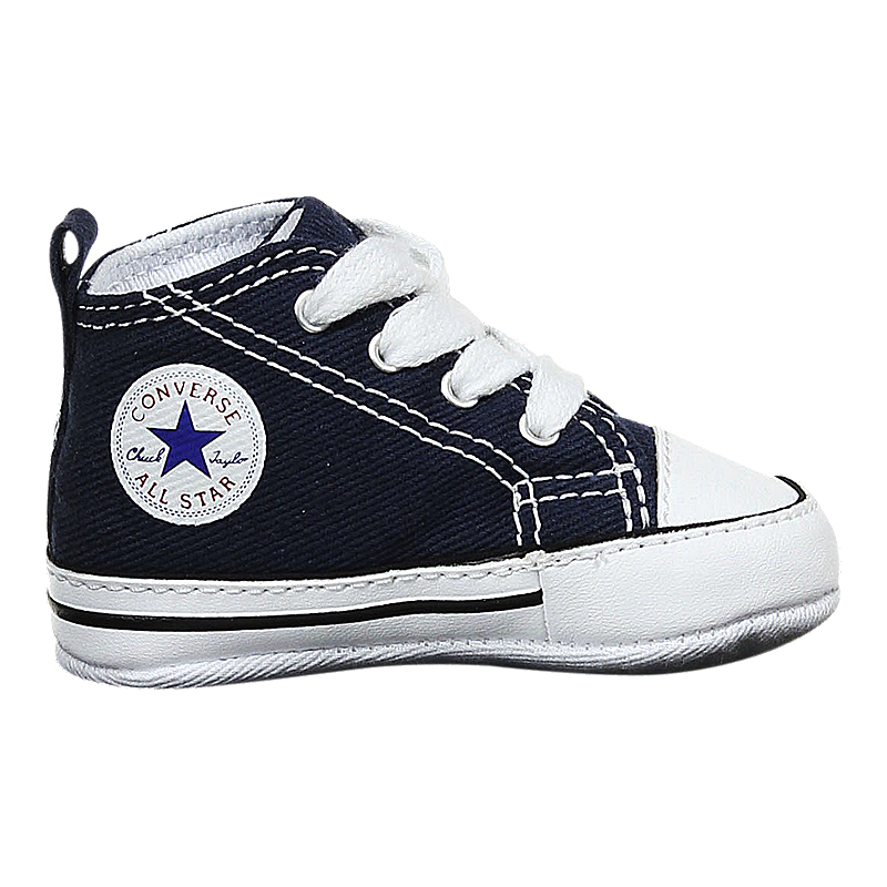 db095805a50bbc Converse Baby Chuck Taylor First Star High Top Shoes - Navy