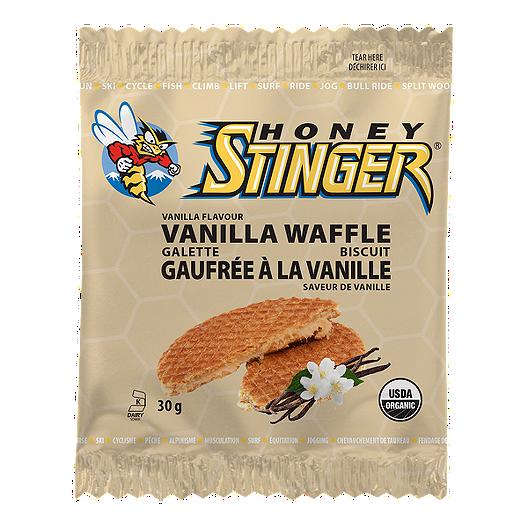 1c00286ebb Honey Stinger Vanilla Waffles