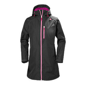 Helly Hansen Women's Long Belfast Shell Jacket