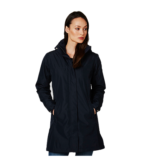 up-to-datestyling the latest free shipping Helly Hansen Women's Aden Insulated Long Jacket