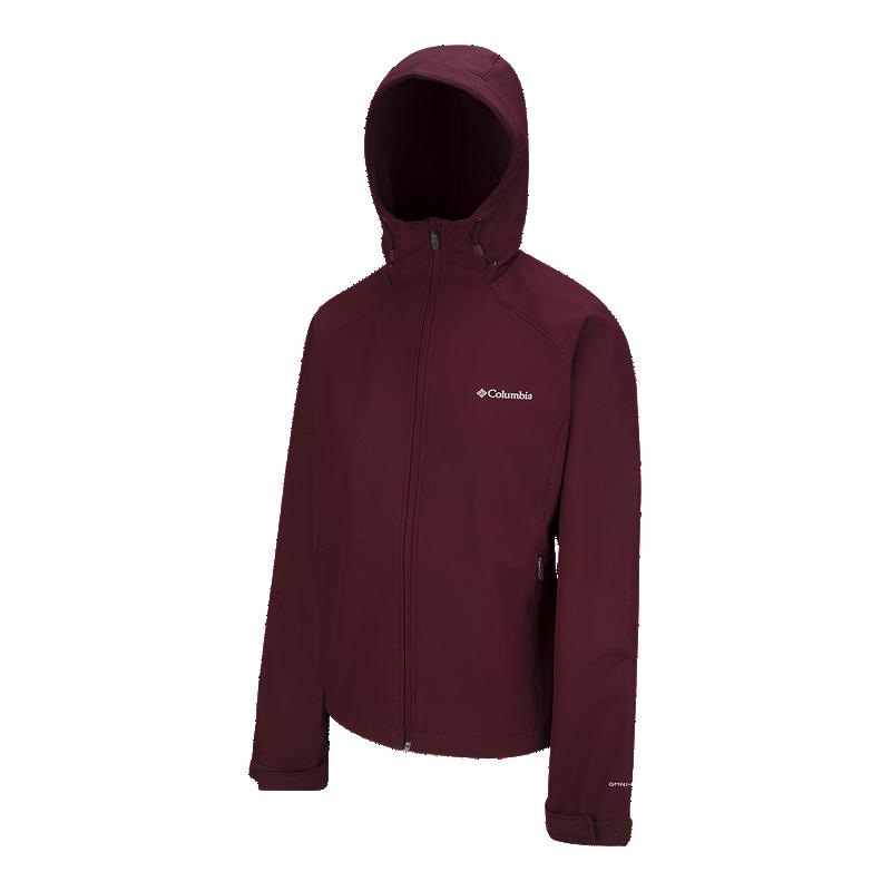 buy online eae6b 02d9b Columbia Women s Alpine Night Hooded Soft Shell Jacket   Sport Chek