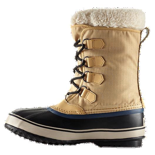 0d7011f34b0 Sorel Men's 1964 Pac Nylon Waterproof Winter Boots - Curry/Black