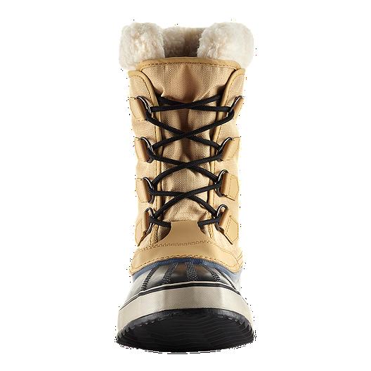 cf888e8c041 Sorel Men's 1964 Pac Nylon Waterproof Winter Boots - Curry/Black