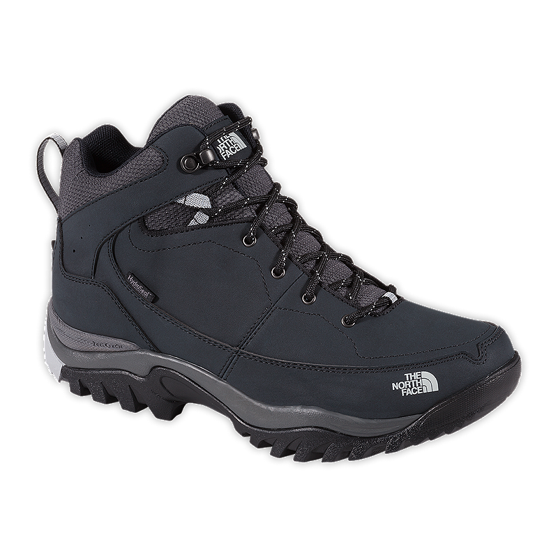 3132eecd1 The North Face Men's Snow Strike Winter Boots - Black/Grey