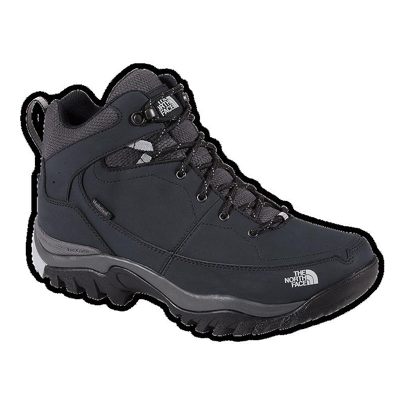 99e6a2a64 The North Face Men's Snow Strike Winter Boots - Black/Grey