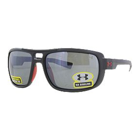 a1519a867f Under Armour Sideline Sunglasses - Satin Black
