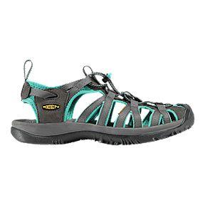 43f1bc0bbe3 Keen Women s Whisper Sandals - Grey Blue