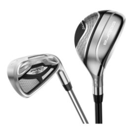 Cobra AMP CELL S Men's Steel Combo Irons (4H, 5H, 6-PW, SW)