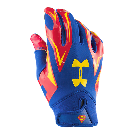 Under Armour Alter Ego Superman Football Glove   Sport Chek