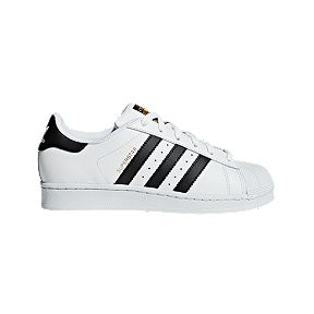 06ecc58cf88 adidas Kids  Superstar Foundation Grade School Shoes - White Black