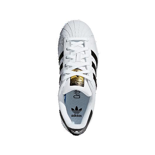 check out a9e91 e1ceb adidas Kids  Superstar Foundation Grade School Shoes - White Black. (17).  View Description