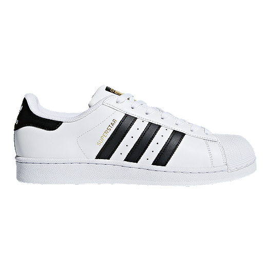 59c0f3cb01e adidas Men's Superstar Shoes - White/Black | Sport Chek