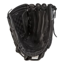"Demarini Diablo 13"" Softball Glove - Black/Grey"