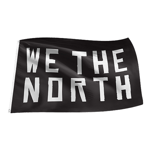 Toronto Raptors We The North 3x5 Flag | Sport Chek