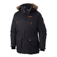 Columbia Mens TurboDown Barlow Pass 550 Jacket