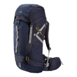 McKINLEY Yukon 65+10L RC II Expedition Pack - Blue