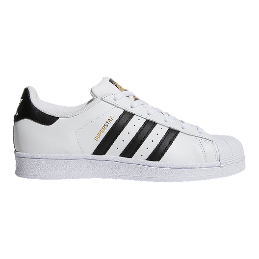 the latest 1a22a 2f318 adidas Women s Superstar Shoes - White Black   Sport Chek