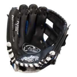 Rawlings Youth Player Series Baseball Glove - Navy Blue/Black