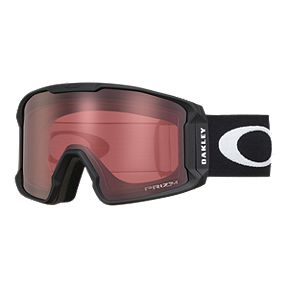 2068f357ede0d Oakley Line Miner Ski   Snowboard Goggles with Prizm Rose Lenses 2017 18 -  Matte