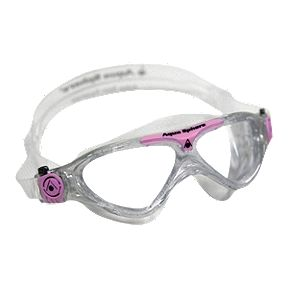 e76823ebb0f3 Aqua Sphere Vista Junior Swim Goggles - Glitter   Light Pink