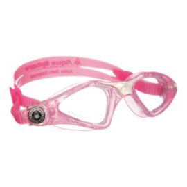 Aqua Sphere Kayenne Junior Swim Goggles - Pink / White