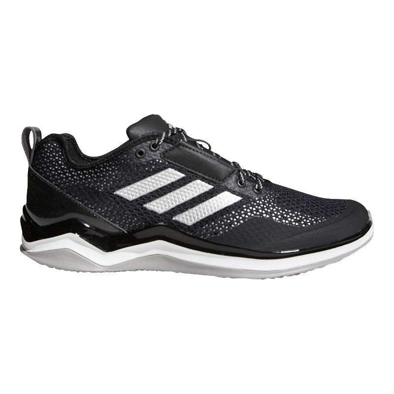 474c159a75f adidas Men s Speed Trainer 3 Training Shoes - Black White