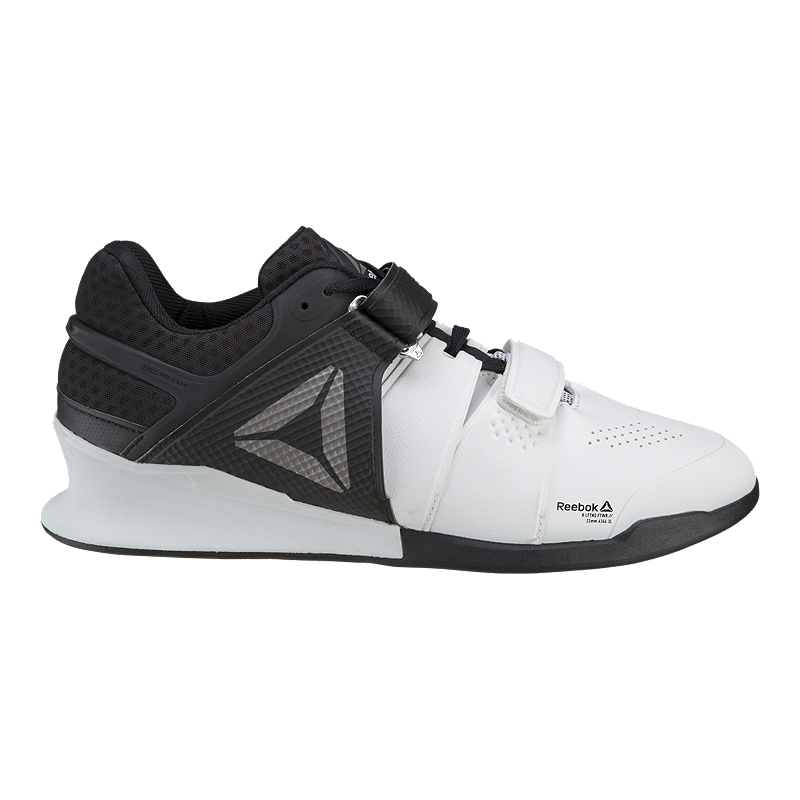 2530c26291e7 Reebok Men s Legacy Lifter Weightlifting Shoes - White Black