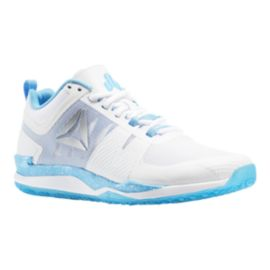 Reebok Men's JJ One Training Shoes - White/Blue