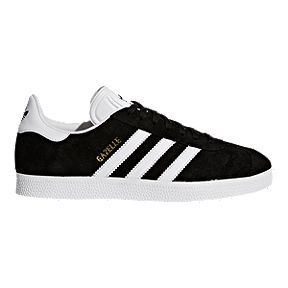 a91bafd39d9ba adidas Women s Gazelle Shoes - Black White