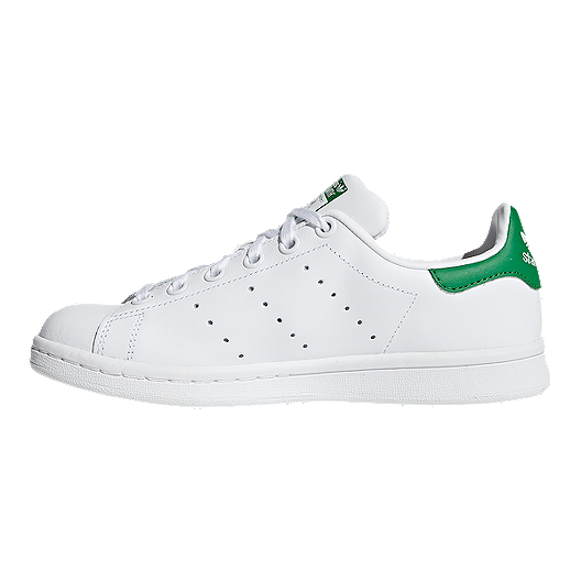 online store 74d25 3b08a adidas Kids' Stan Smith Grade School Casual Shoes - White ...