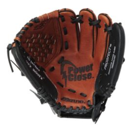 "Mizuno Prospect 10"" Youth Baseball Glove - Brown"