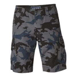 Fox Men's Slambozo Camo 22 Inch Cargo Shorts