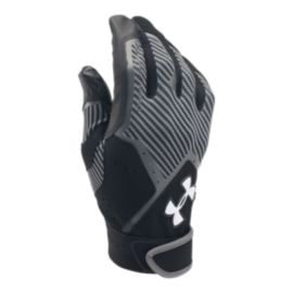 Under Armour Culture Cleanup Batting Glove - Black/Graphite