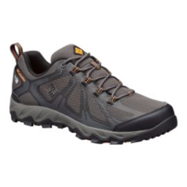 Columbia Men's PeakFreak XCRSN II Xcel Low OutDry Hiking Shoes - Grey/Black