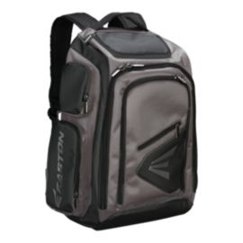 Easton Collegiate Backpack - Black/Grey