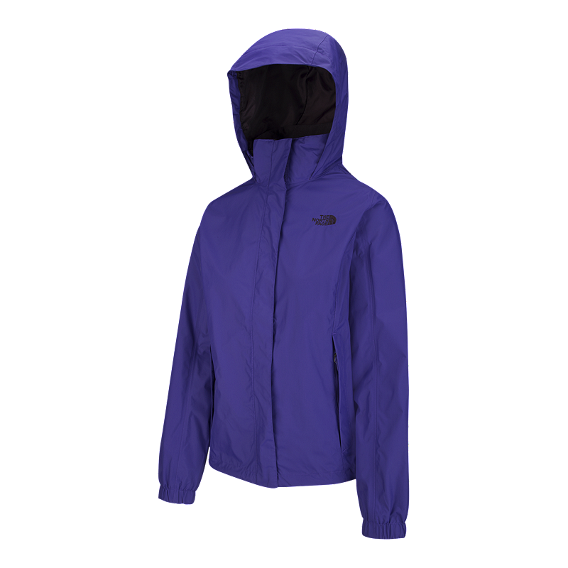 0403ed4ae6af7 The North Face Women s Resolve 2 Shell 2L Jacket