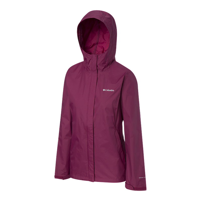 16038b95a09 Columbia Women s Plus Size Arcadia II 2L Shell Jacket